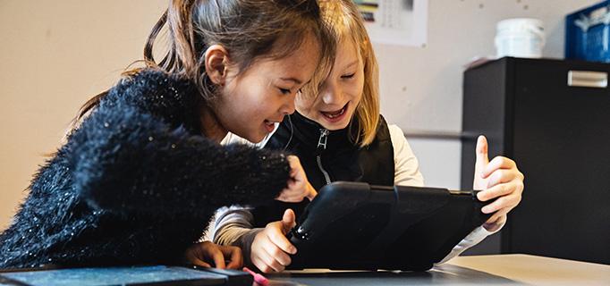 Fokusområde 3: Digitalisering i dagtilbud og folkeskole
